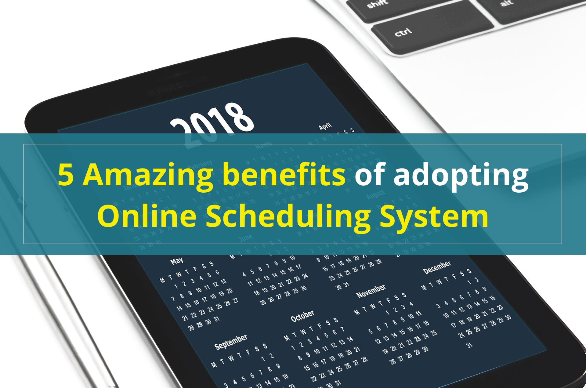 How does Online Appointment Scheduling Leads to Advancement of a Repair Business?
